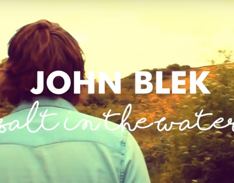 John Blek Salt in the Water