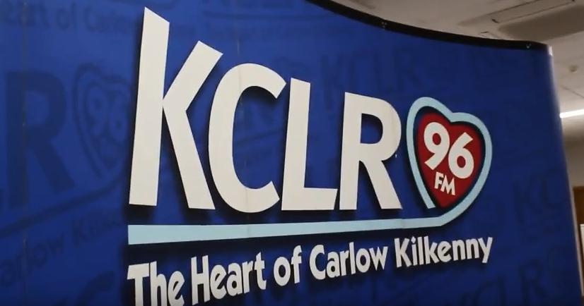 John Blek at KCLR