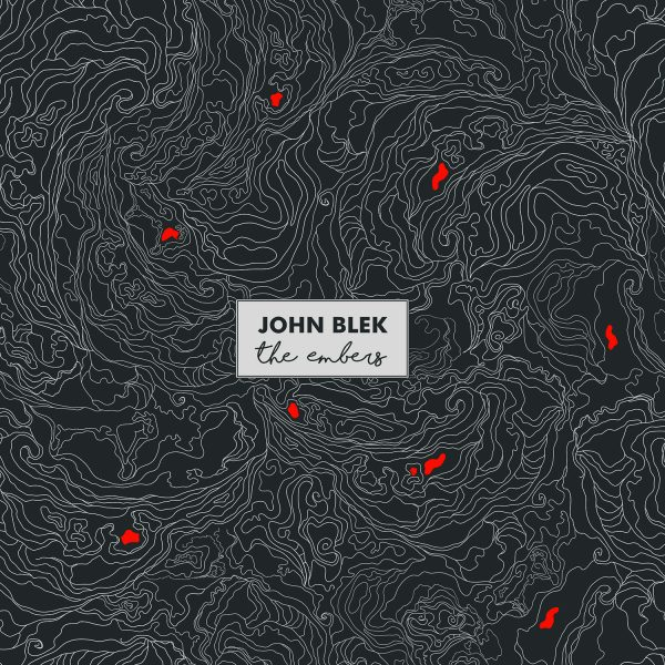 cover of the embers by John Blek